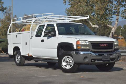 2004 GMC Sierra 1500HD Classic for sale at Mission City Auto in Goleta CA