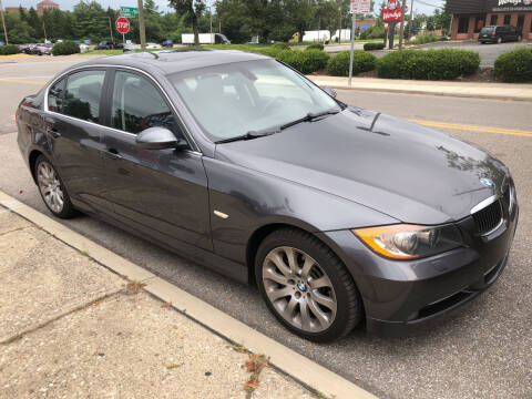 2008 BMW 3 Series for sale at Klein on Vine in Cincinnati OH