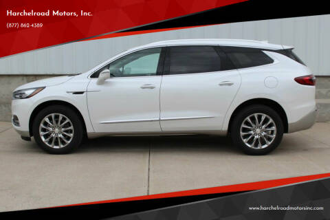 2020 Buick Enclave for sale at Harchelroad Motors, Inc. in Wauneta NE