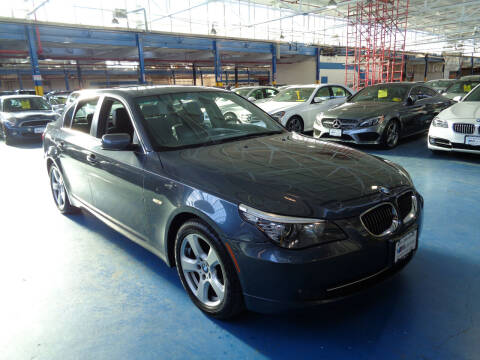 2008 BMW 5 Series for sale at VML Motors LLC in Teterboro NJ
