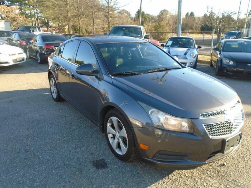 2011 Chevrolet Cruze for sale at Premium Auto Brokers in Virginia Beach VA