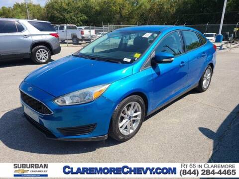 2016 Ford Focus for sale at Suburban Chevrolet in Claremore OK