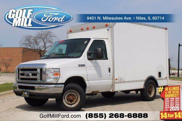 2008 Ford E-Series Chassis E-350 SD