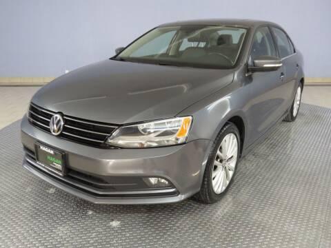 2015 Volkswagen Jetta for sale at Hagan Automotive in Chatham IL