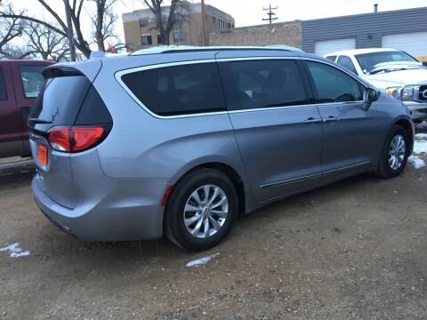 2018 Chrysler Pacifica for sale at Philip Motor Inc in Philip SD