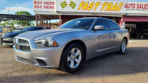 2013 Dodge Charger for sale at Fast Trac Auto Sales in Phoenix AZ