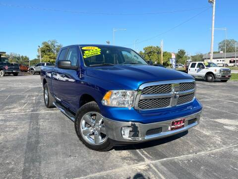 2016 RAM Ram Pickup 1500 for sale at A & S Auto and Truck Sales in Platte City MO