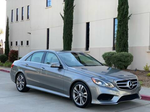 2014 Mercedes-Benz E-Class for sale at Auto King in Roseville CA