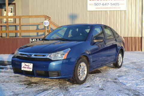2009 Ford Focus for sale at Dave's Auto Sales in Winthrop MN