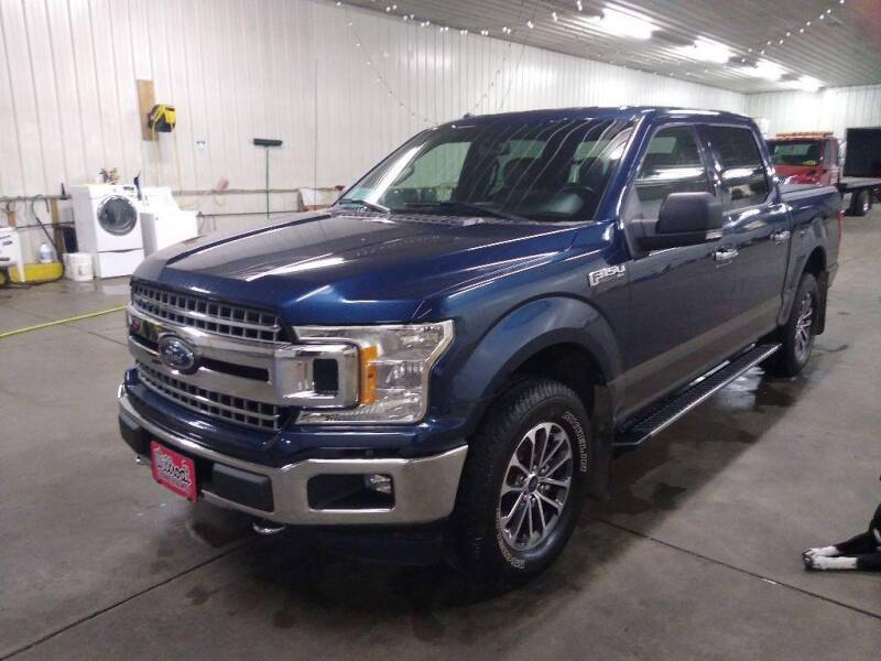 2018 Ford F-150 for sale at Willrodt Ford Inc. in Chamberlain SD