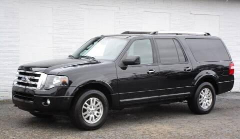 2014 Ford Expedition EL for sale at Kohmann Motors & Mowers in Minerva OH