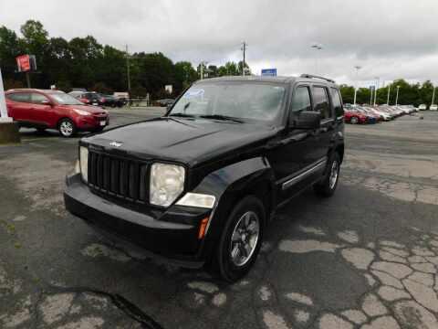 2008 Jeep Liberty for sale at Paniagua Auto Mall in Dalton GA