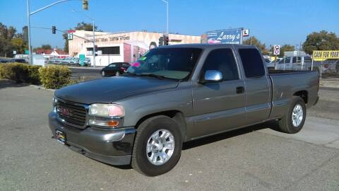 2001 GMC Sierra 1500 for sale at Larry's Auto Sales Inc. in Fresno CA