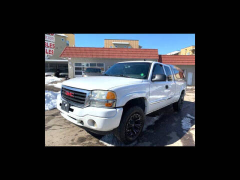 2006 GMC Sierra 1500 for sale at ELITE MOTOR CARS OF MIAMI in Miami FL