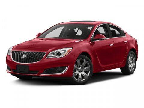 2017 Buick Regal for sale at Mike Murphy Ford in Morton IL