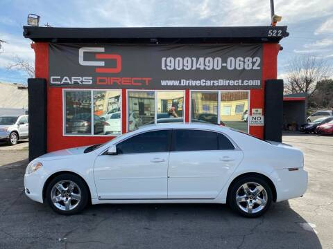 2009 Chevrolet Malibu for sale at Cars Direct in Ontario CA