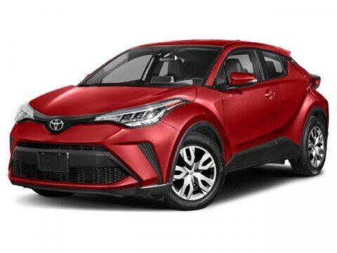 2021 Toyota C-HR for sale at BEAMAN TOYOTA in Nashville TN