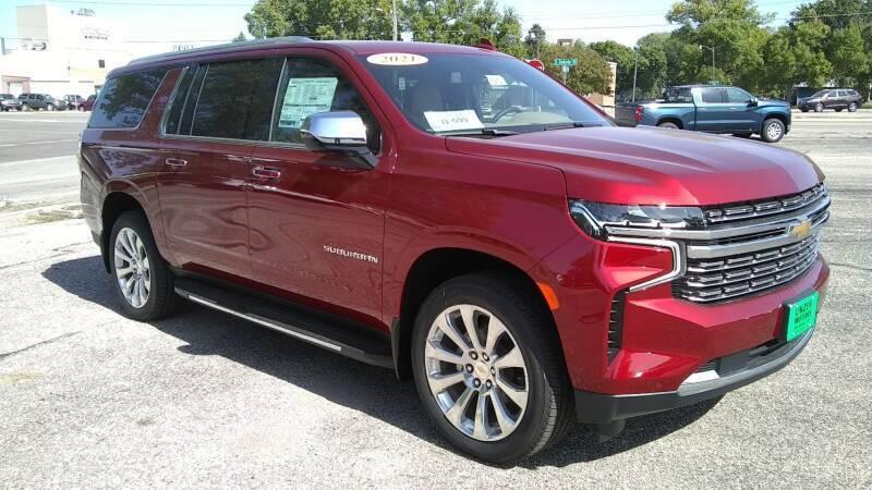 2021 Chevrolet Suburban for sale at Unzen Motors in Milbank SD