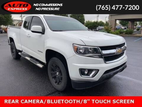 2016 Chevrolet Colorado for sale at Auto Express in Lafayette IN