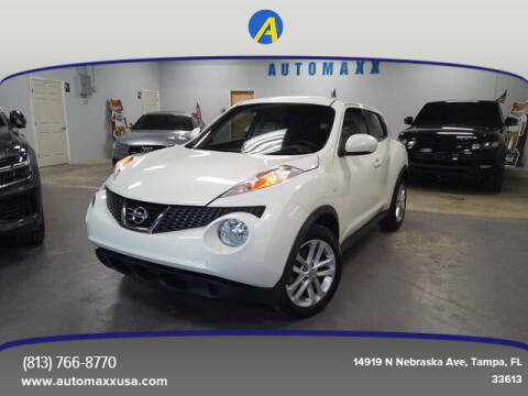 2011 Nissan JUKE for sale at Automaxx in Tampa FL