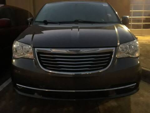 2016 Chrysler Town and Country for sale at Auto Haus Imports in Grand Prairie TX