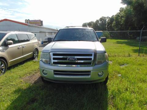 2011 Ford Expedition for sale at Payday Motor Sales in Lakeland FL