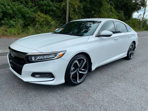 2019 Honda Accord for sale at Autoteam of Valdosta in Valdosta GA
