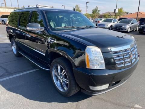 2008 Cadillac Escalade ESV for sale at Robert Judd Auto Sales in Washington UT