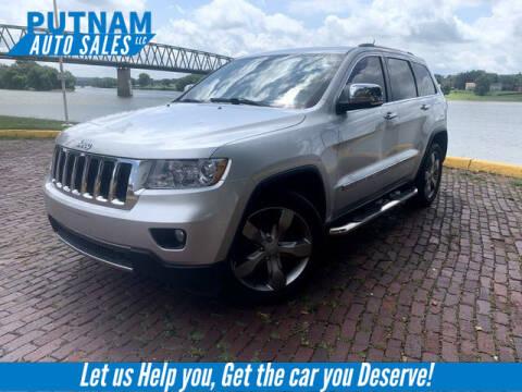 2011 Jeep Grand Cherokee for sale at PUTNAM AUTO SALES INC in Marietta OH