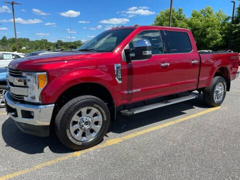 2017 Ford F-350 Super Duty for sale at Depot Auto Sales Inc in Palmer MA