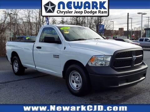 2018 RAM Ram Pickup 1500 for sale at NEWARK CHRYSLER JEEP DODGE in Newark DE