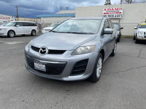 2011 Mazda CX-7 for sale at Adams Auto Sales in Sacramento CA