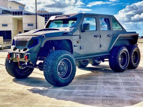 2021 Apocalypse Doomsday 6x6 for sale at South Florida Jeeps in Fort Lauderdale FL