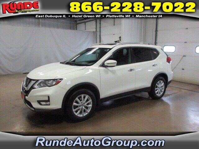 2017 Nissan Rogue for sale at Runde Chevrolet in East Dubuque IL