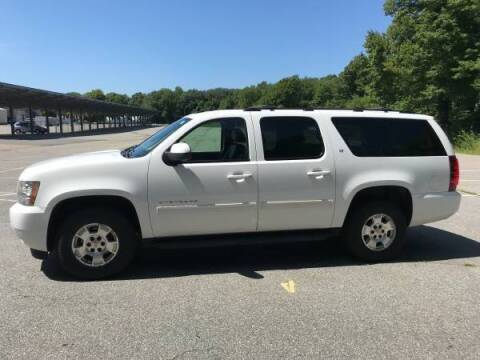 2009 Chevrolet Suburban for sale at BORGES AUTO CENTER, INC. in Taunton MA