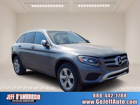 2018 Mercedes-Benz GLC for sale at Jeff D'Ambrosio Auto Group in Downingtown PA