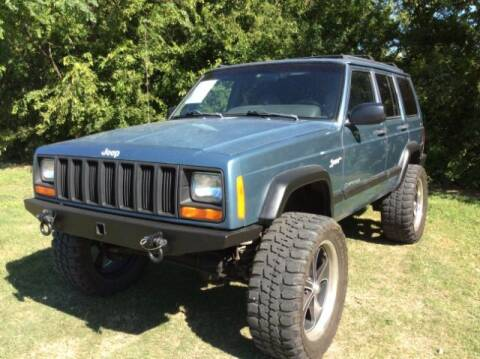 1998 Jeep Cherokee for sale at Allen Motor Co in Dallas TX
