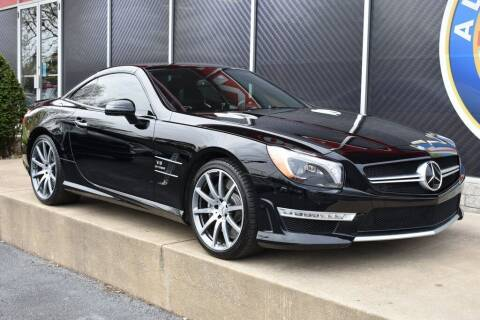 2013 Mercedes-Benz SL-Class for sale at Alfa Romeo & Fiat of Strongsville in Strongsville OH