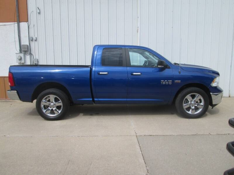 2016 RAM Ram Pickup 1500 for sale at Parkway Motors in Osage Beach MO