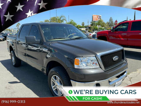 2006 Ford F-150 for sale at Thunder Auto Sales in Sacramento CA