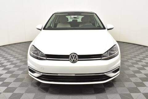 2020 Volkswagen Golf for sale at Southern Auto Solutions - Georgia Car Finder - Southern Auto Solutions-Jim Ellis Volkswagen Atlan in Marietta GA