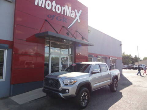2020 Toyota Tacoma for sale at MotorMax of GR in Grandville MI