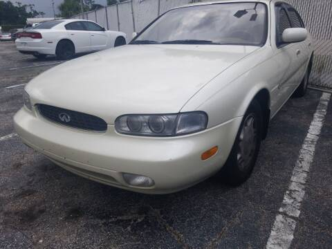 1994 Infiniti J30 for sale at Castle Used Cars in Jacksonville FL