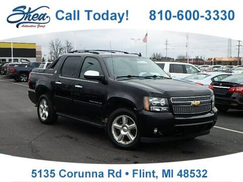 2013 Chevrolet Avalanche for sale at Jamie Sells Cars 810 - Linden Location in Flint MI