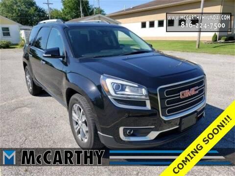 2016 GMC Acadia for sale at Mr. KC Cars - McCarthy Hyundai in Blue Springs MO