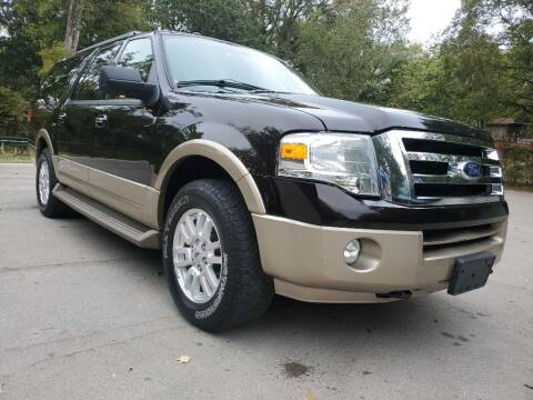 2013 Ford Expedition EL for sale at Thornhill Motor Company in Lake Worth TX