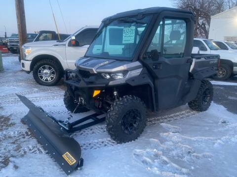 2017 Can-Am Defender for sale at BISMAN AUTOWORX INC in Bismarck ND