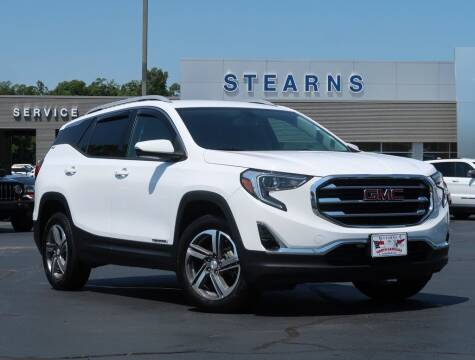 2019 GMC Terrain for sale at Stearns Ford in Burlington NC