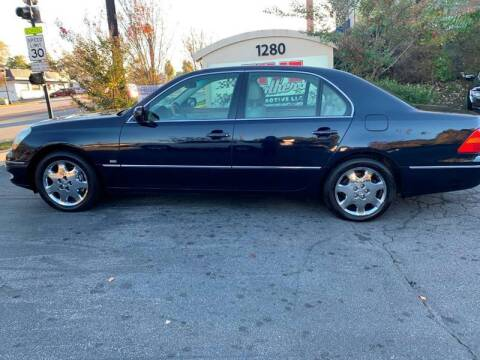 2001 Lexus LS 430 for sale at Five Brothers Auto Sales in Roswell GA