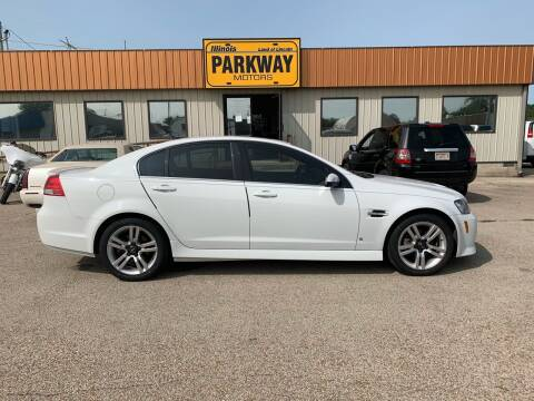 2009 Pontiac G8 for sale at Parkway Motors in Springfield IL